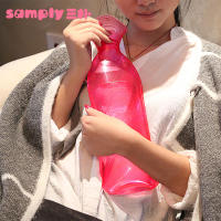 Sanpu hot water bottle water female student cute small water small mini water heater baby flush water bag