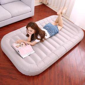 卡通充气床垫气垫床单人家用午休加厚折叠户外打汽帐篷冲气榻榻米