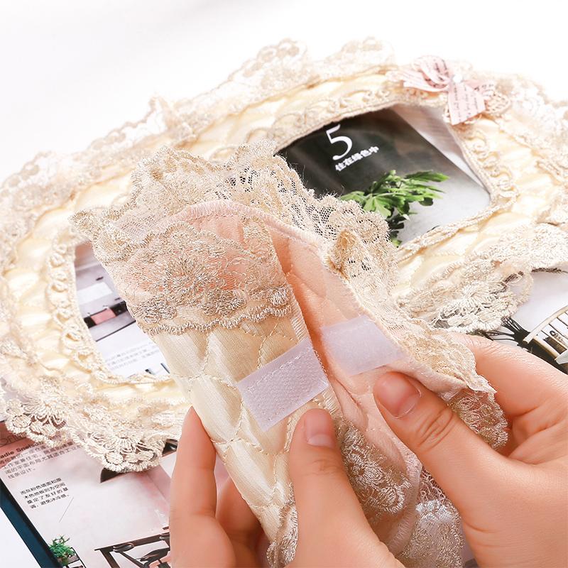 门铃保护套欧式蕾丝对讲机套子可视电话套贴墙客厅门铃布艺装饰罩