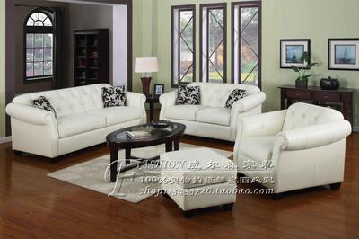 白沙发正品热卖