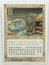 简中 实拍 MTG 上海文波 艾凯逊镇 第五版 万智牌