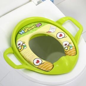 儿童马桶座便器 婴儿宝宝马桶坐便圈小孩软垫坐便器马桶圈