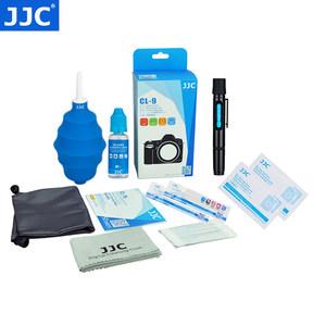 JJC 佳能微单反清洁套装清洗数码相机镜头笔纸 镜头布 气吹 清理液CMOS清洁棒CCD传感器清理刷 养护工具微单