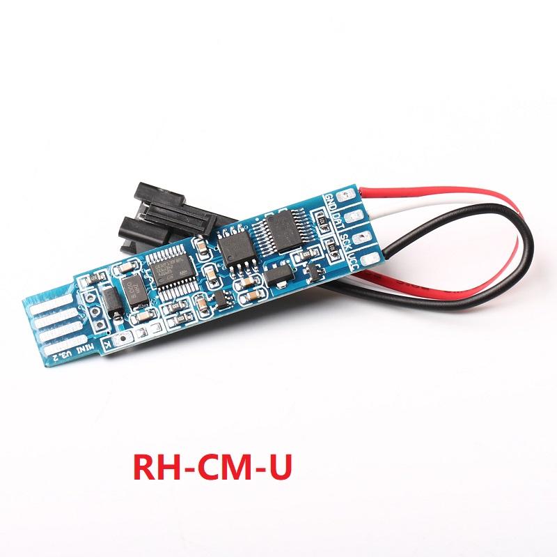 全彩控制器ws2811sk6812可编程LED幻彩灯带DIY灯带5V12V流水跑马
