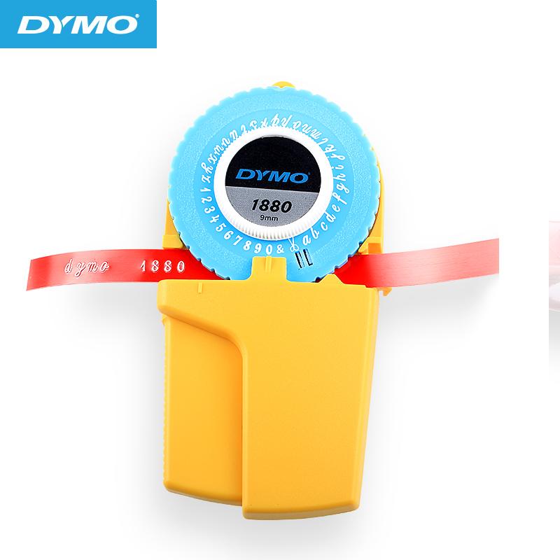 达美Dymo-1880标签打印机迷你标签机价格标签机彩色标签机刻字机