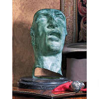 Purchase Auguste Rodin Works Basic Copper Bronze Face Mask Statue Decoration Artwork