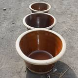 Ceramic basin stirring basin sauce pot pot porcelain basin extra large and noodle basin tanning sauce basin old-fashioned basin kneading basin old-fashioned basin