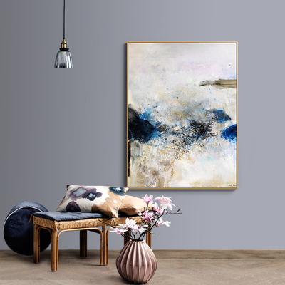 走廊挂画竖版抽象性价比高吗