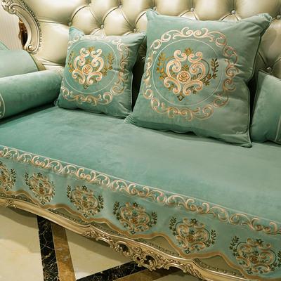 欧式沙发垫沙发套定做牌子口碑评测