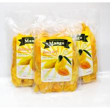 泰国风味芒果干500g包邮无糖无添加芒果片特产果干果脯零食水果干
