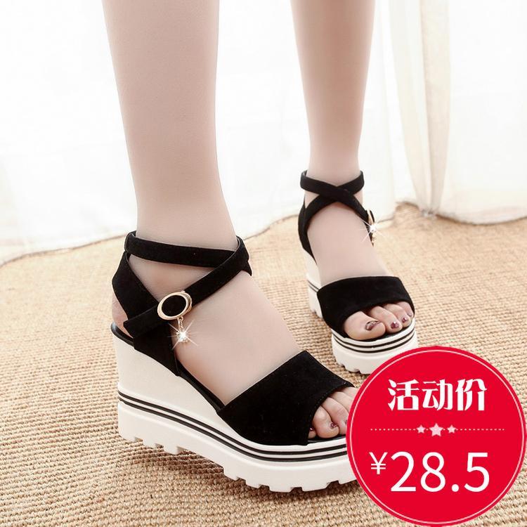 秋夏季凉鞋