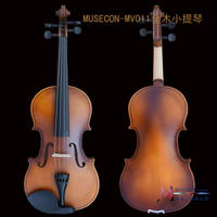 Send violin teaching machine crown all-wood violin test violin shop owner free to teach