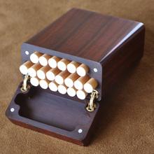 香烟盒可定制创意礼物烟盒 守咀咸茨狙毯20支装