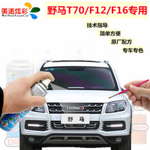 Repair of Scratch and Scratch of Self-spraying Paint for Mustang F10 F16 F12 T70 Special Purpose Vehicle