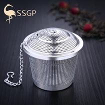 茶球304不锈钢泡茶过滤器茶球网茶漏茶滤泡茶器滤茶器茶叶过滤器