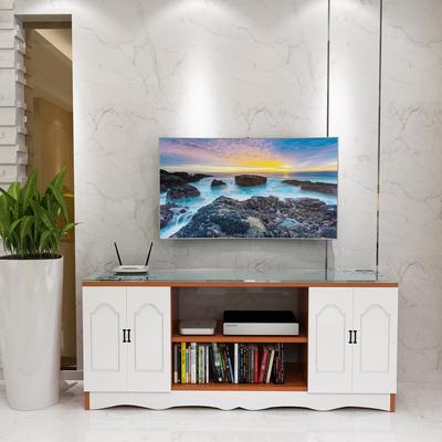 启佐电视柜现代简约小户型地柜迷你客厅组合高新款房间卧室电视桌多少钱