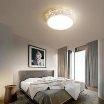 吸顶灯LED三档调色圆形客厅灯32W现代简约主卧室灯幻晴三雄极光