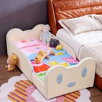 儿童床女孩公主床拼接床加宽床床边床小床单人床儿童房加床卡通床