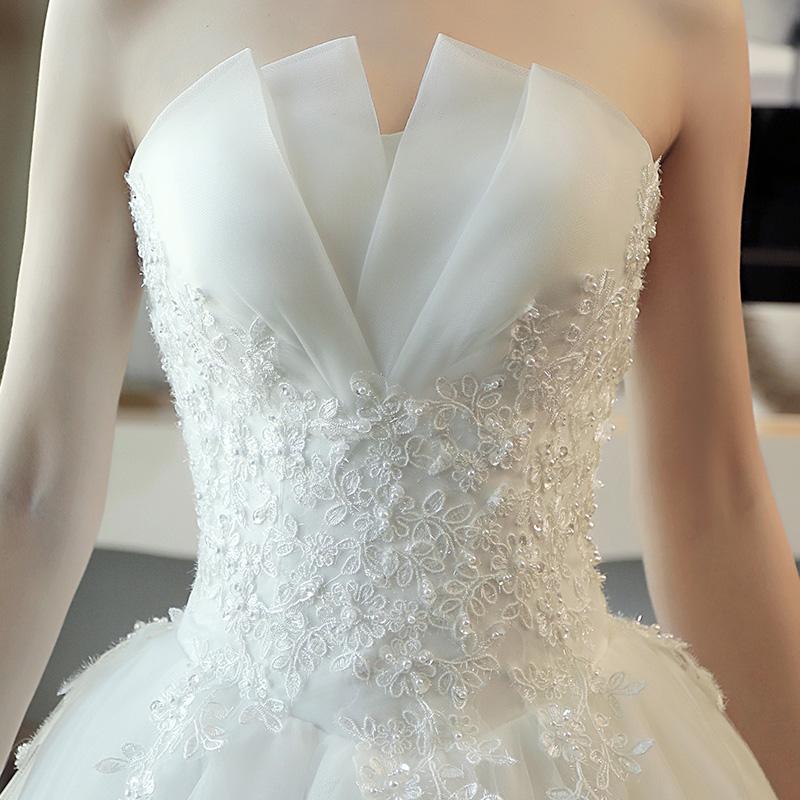 公主新款婚纱