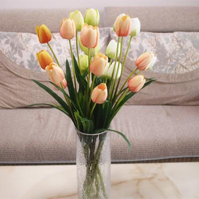 餐桌装饰干花