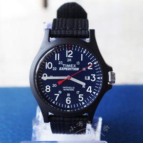 现货 天美时男表 TW49999900 TIMEX男士运动石英腕表