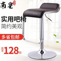 万向好看移动理发店坐椅紫色子滑轮小好用小凳子学生升降圆凳