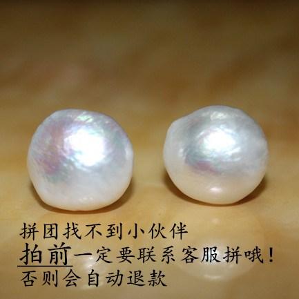 手工纯银珍珠