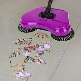 鹏硕扫地机手推式吸尘器家用扫把拖把套装扫地神器扫地拖地一体