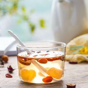 桂圆红枣茶枸杞玫瑰茶气血茶温补暖身美容养组合茶