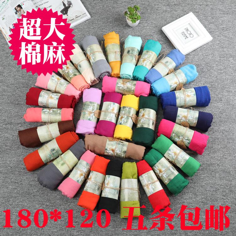 Женские шарфы из хлопка Артикул 576934782540