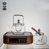 Rongshantang water glass teapot electric ceramic stove kettle black tea Pu'er small sweet orange tea with its own filter