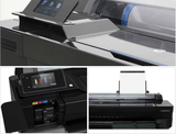 HP T530/T520 plotter large-format printer 24 inches/36 inches professional engineering drawings