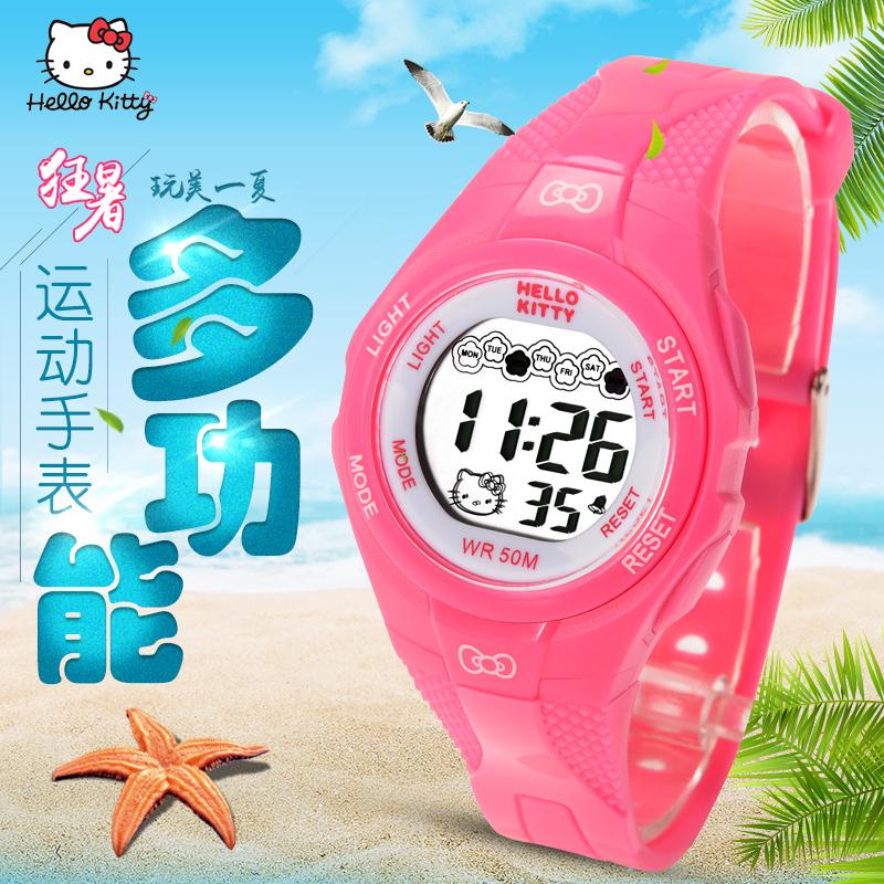 凯蒂猫手表