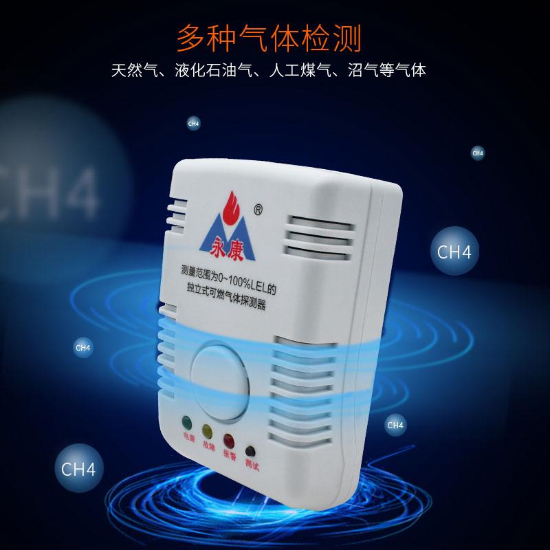 Бытовые сигнализации для обнаружения газа Артикул 599585456292