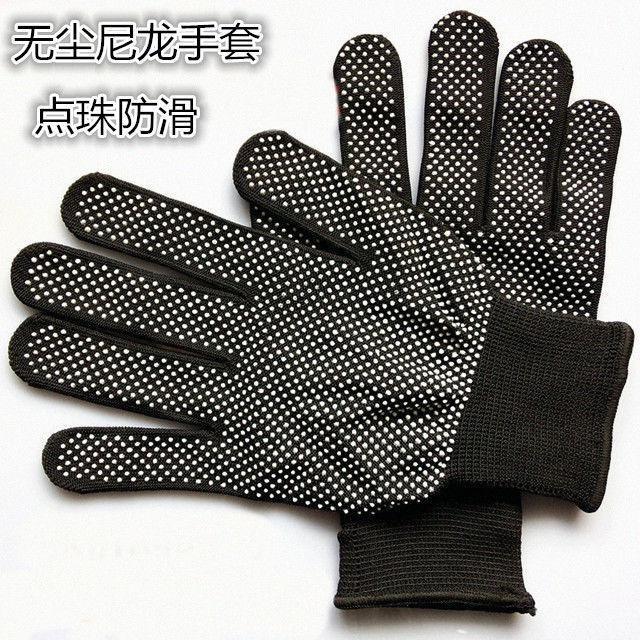 Хозяйственные перчатки / Перчатки с резиновыми точками Артикул 592795155348