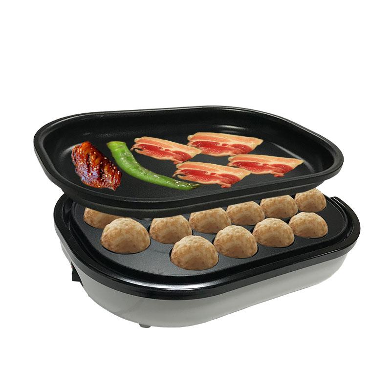 多功能章鱼小丸子机材料套餐家用章鱼烧套餐家庭装小丸子食材机器