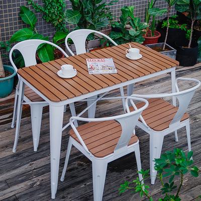 室外花园餐桌