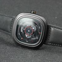 手表男方形大表盤