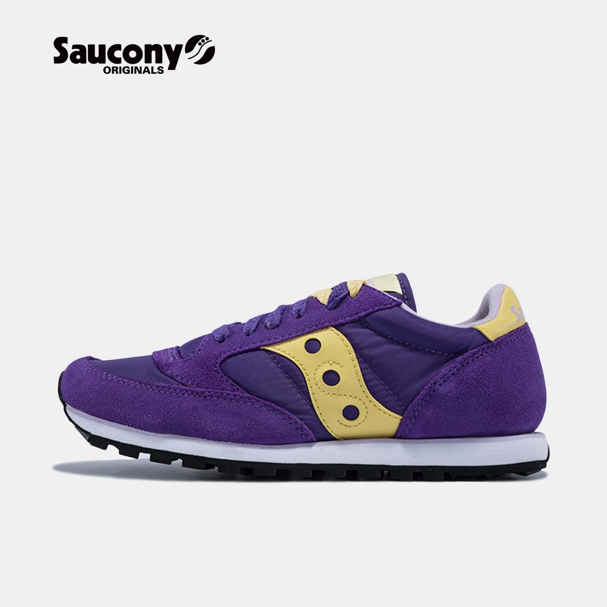 Saucony圣康尼 JAZZ LOWPRO 复古跑鞋运动鞋女鞋跑步鞋S1866-C