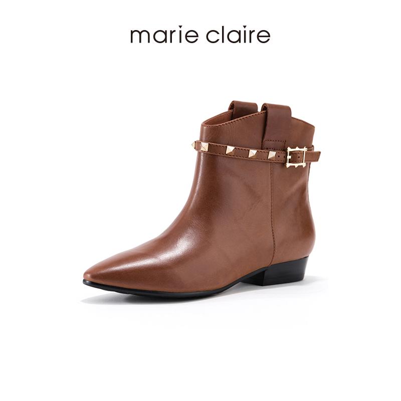 法国舒适短靴