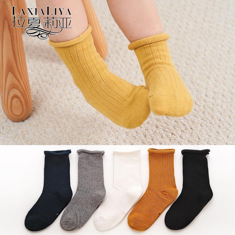 男童袜子冬天