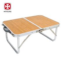 QUNC迪卡侬户外行军床便携折叠床单人床家用办公室午休预售