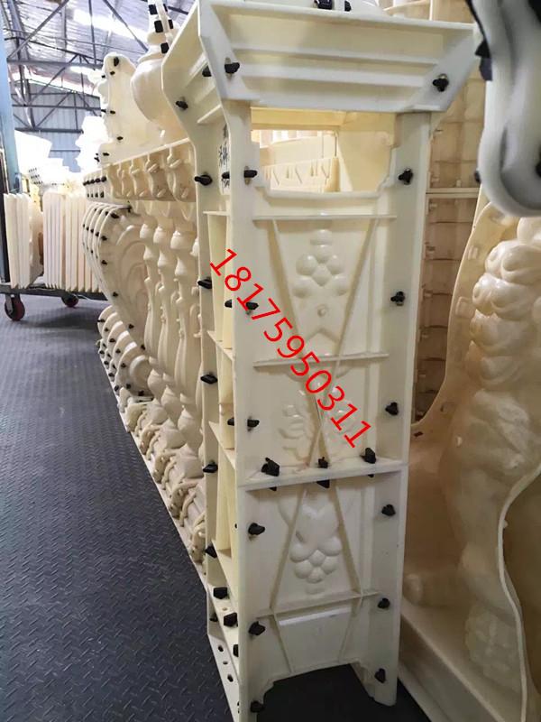 欧式塑钢罗马柱模具
