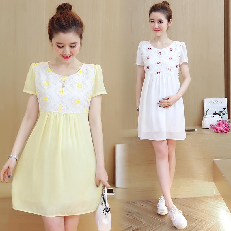 夏季甜美上衣裙