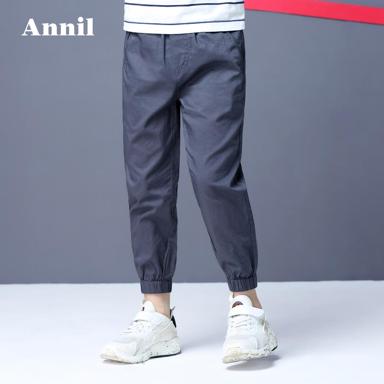 安奈儿长裤男