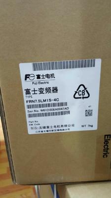 全新原装正品富士电梯专用变频器LIFT系列FRN7.5LM1S-4C 7.5KW