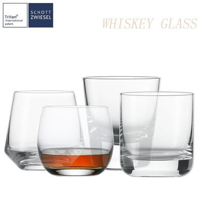 不倒翁系列 德国进口肖特Schott水晶洋酒杯XO红酒杯威士忌杯水杯