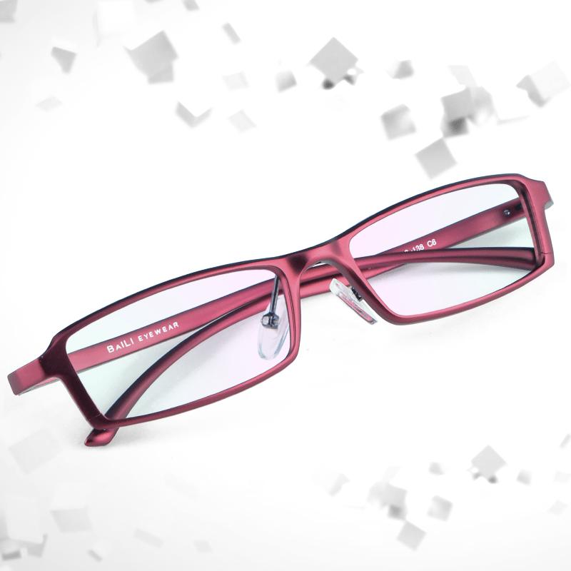 铝镁合金全框眼镜架