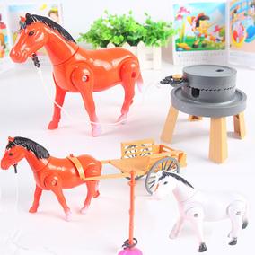 创意儿童玩具批发地摊新款夜市热卖玩具马电动马会跑小孩益智玩具