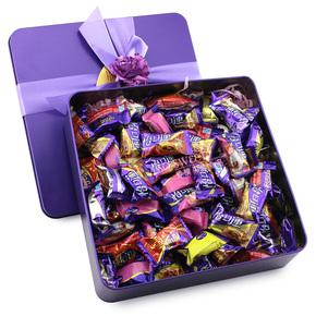 怡口莲太妃糖礼盒情人节送女友男生日礼品创意表白糖果礼盒送女生